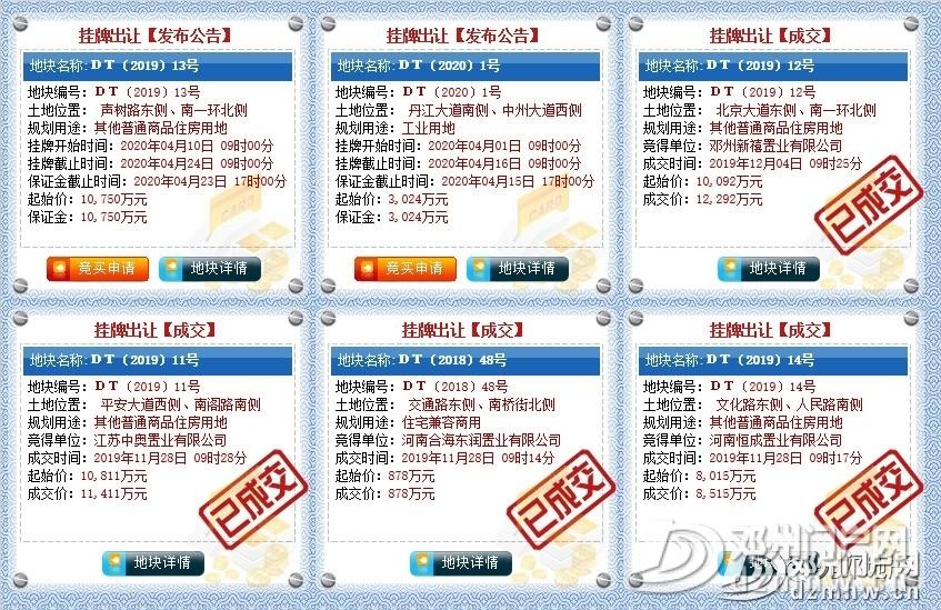 起拍价1亿,邓州北京路学校旁50余亩土地挂牌出让! - 邓州门户网|邓州网 - aebc3cea1e9acffb64ddbcf79588f5c4.jpg