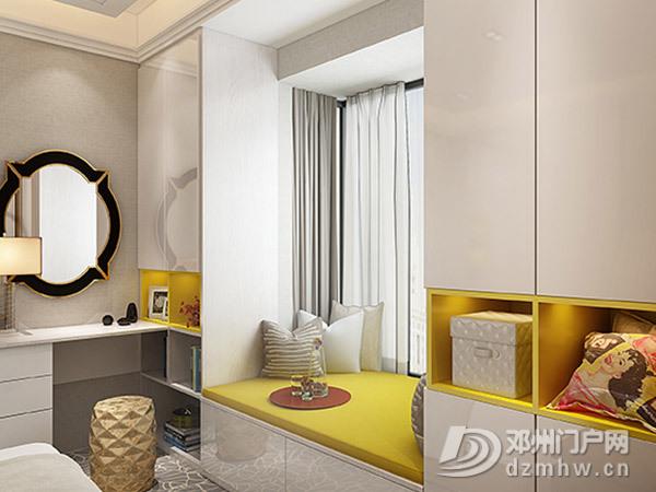 小卧室的空间利用好,实用性提升不止一倍 - 邓州门户网 邓州网 - 9fc7fc10d19a76dd5024acfb1034cd93.jpg