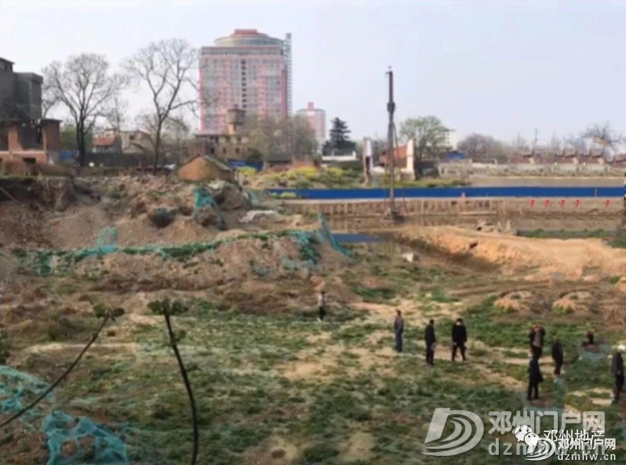 邓州团结中路一工地土方坍塌,挖宝人被埋压! - 邓州门户网|邓州网 - cddacdd893a229c4a8782301a0c6b62c.jpg