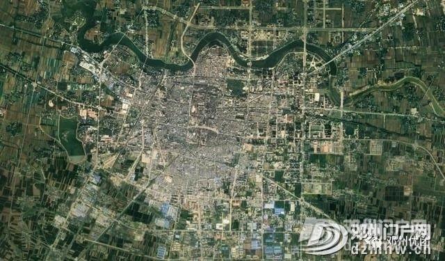 最新卫星上看邓州:新旧城区规划、水系互通、绿化文化交通初具雏形 - 邓州门户网|邓州网 - dc1283871977aebdf8030383115ba474.jpg