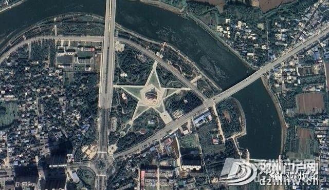 最新卫星上看邓州:新旧城区规划、水系互通、绿化文化交通初具雏形 - 邓州门户网|邓州网 - 953913bd3a2d373c7e7edd0abf277b0f.jpg