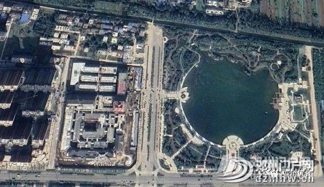 最新卫星上看邓州:新旧城区规划、水系互通、绿化文化交通初具雏形 - 邓州门户网|邓州网 - 2725864c640243d5eb1547092433e53a.jpg