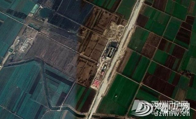 最新卫星上看邓州:新旧城区规划、水系互通、绿化文化交通初具雏形 - 邓州门户网|邓州网 - 390b8f8339411d0c7db965b057ffe804.jpg