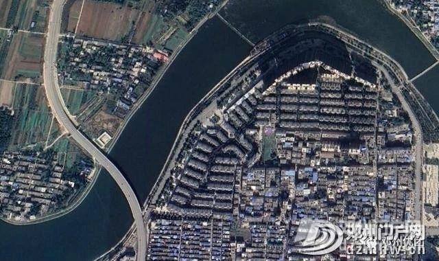 最新卫星上看邓州:新旧城区规划、水系互通、绿化文化交通初具雏形 - 邓州门户网|邓州网 - a4af51f85b513f847dead2c44a118045.jpg