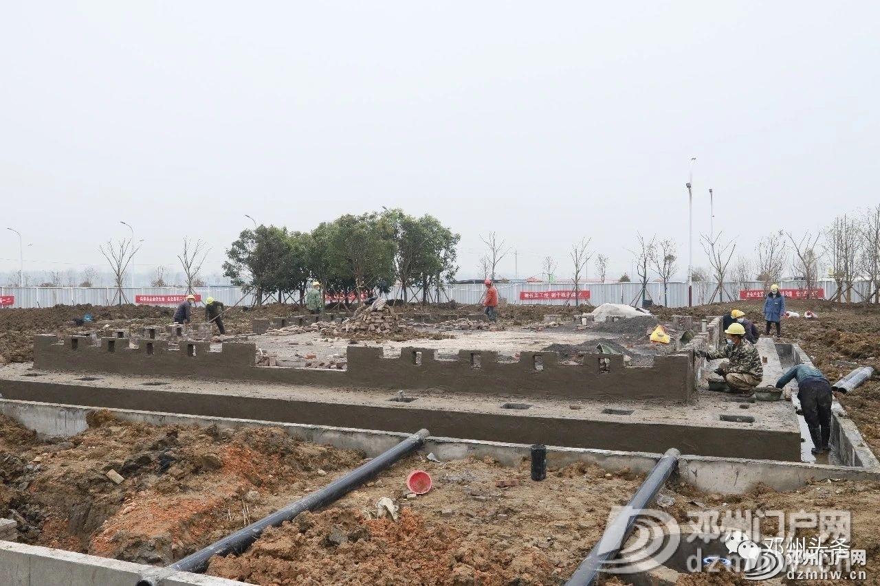 邓州高铁片区的最新建设进展!附高清视频! - 邓州门户网|邓州网 - 4115eca392c8864ebff46c309e3a5c02.jpg