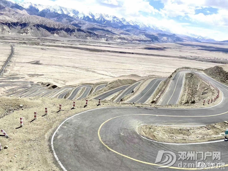 新疆塔什库尔干县!带你看网红公路 - 邓州门户网|邓州网 - 20