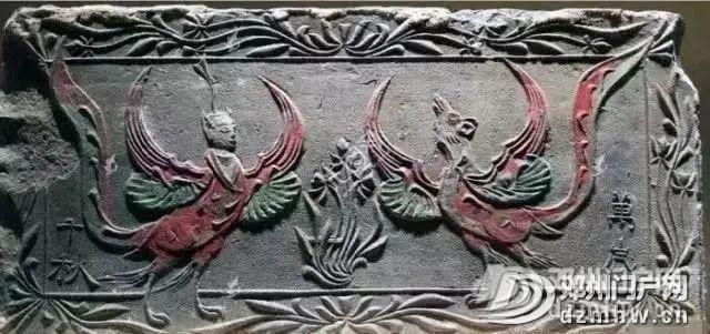 """邓州古墓被盗一空,仅剩两只人脸""""怪兽""""镇守,专家称:不简单 - 邓州门户网 邓州网 - bc8094394a0e1a750529f1e33e53bb4b.jpg"""