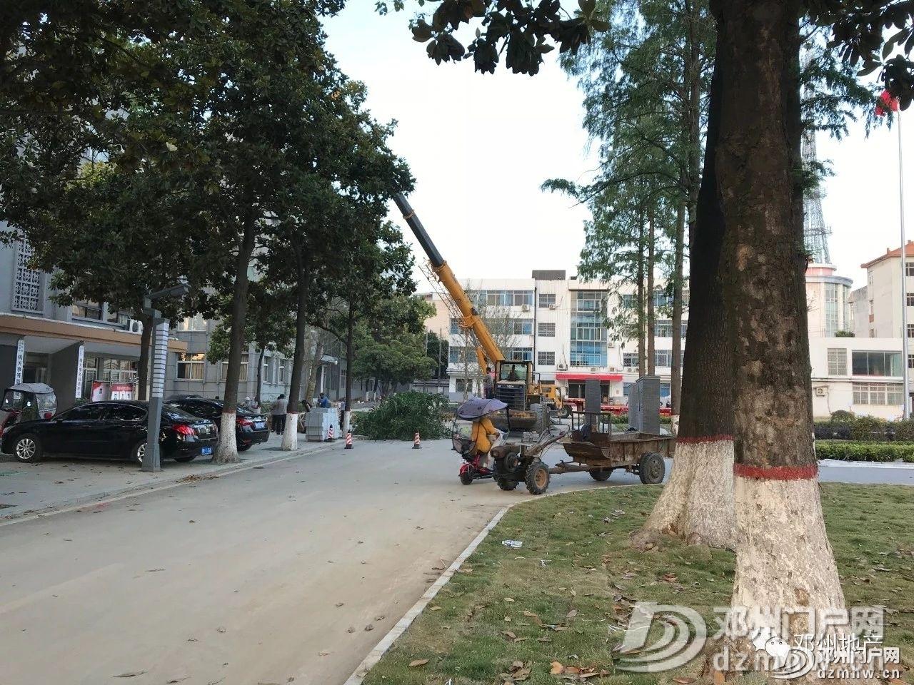 邓州市政府综合办公楼拆除后,变成了这模样…… - 邓州门户网|邓州网 - f534f9d30b51f54e3acd14fbe40870fc.jpg
