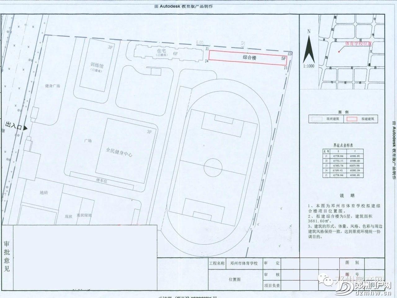 好消息!邓州这几所学校要新建、扩建!在你家附近吗? - 邓州门户网|邓州网 - 6817c29969dec9bbdb7cc119398968d0.jpg