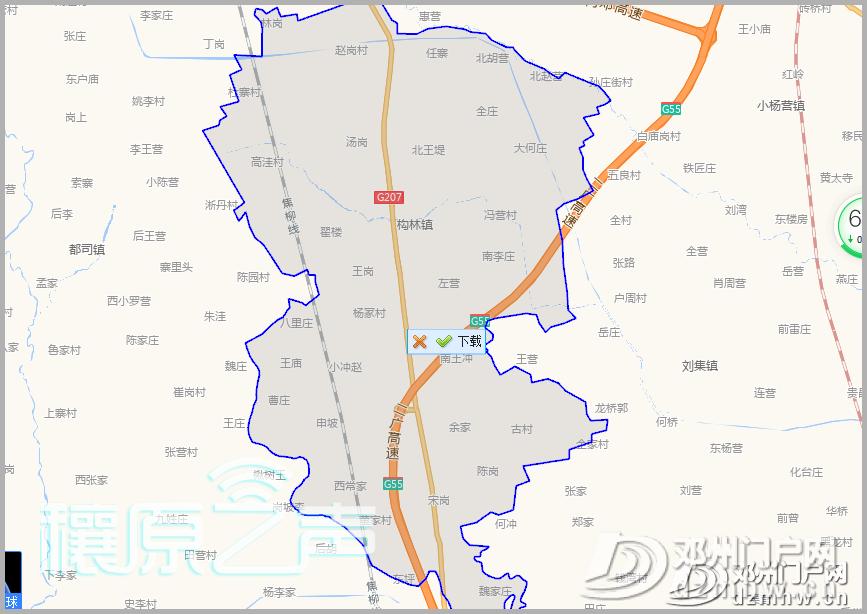 邓州乡镇交通综合排名!这个镇位列第一! - 邓州门户网|邓州网 - 136c795316bac6d965eda77fad2df462.png