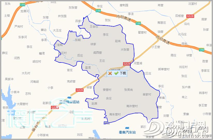 邓州乡镇交通综合排名!这个镇位列第一! - 邓州门户网|邓州网 - cfe53a39b0f573fec565a90153b0bc65.png