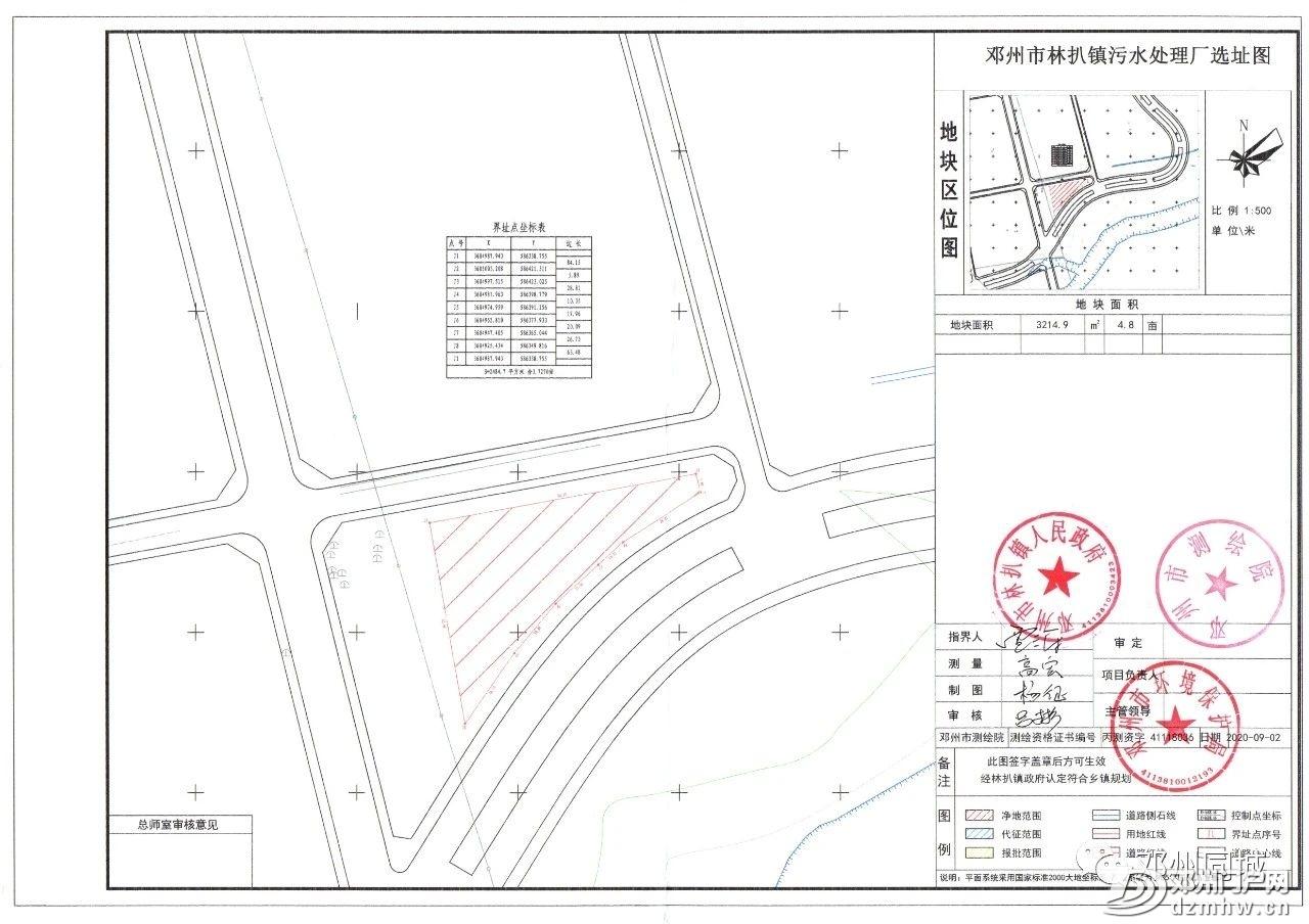 邓州市这14个乡镇将建污水处理工程! - 邓州门户网|邓州网 - db665f3f6d083267f545ee4d6b8adf50.jpg