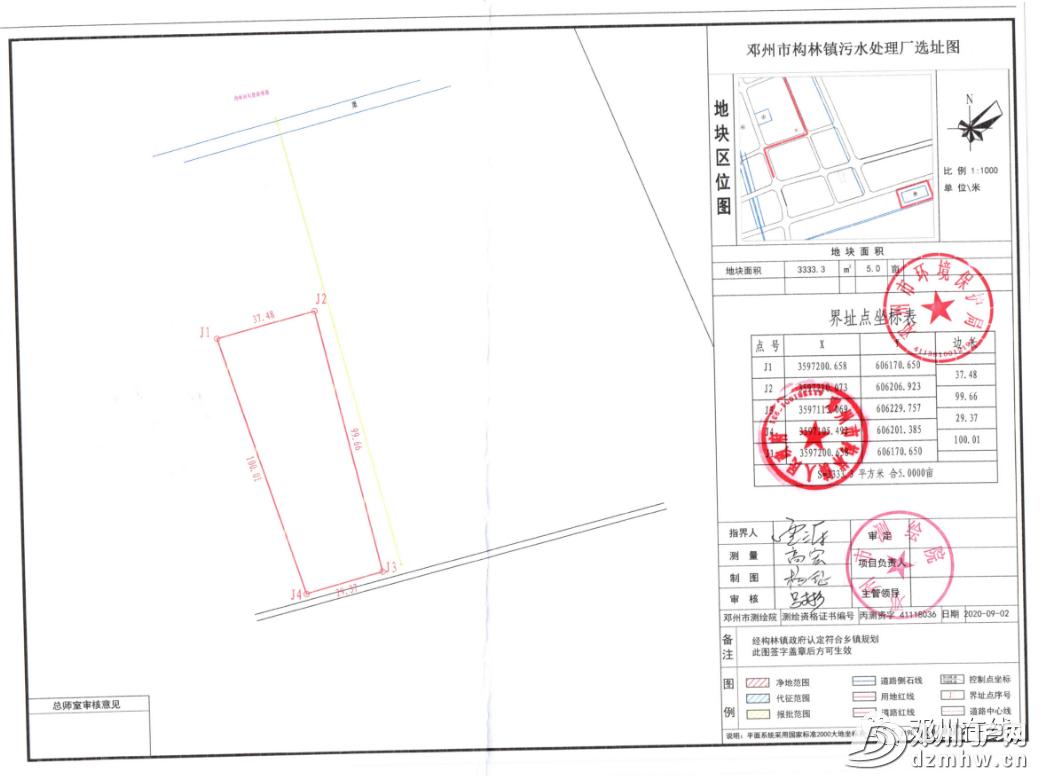 公示!邓州这14个乡镇要建设污水处理厂!快看看有哪里... - 邓州门户网|邓州网 - 6ee5cfea81a58ea4d939df27161aec7d.png