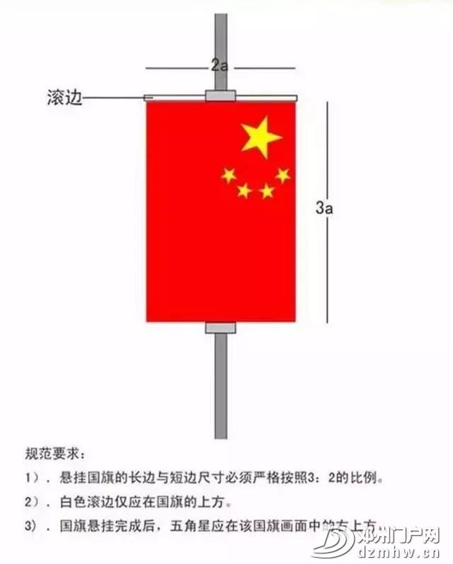 挂国旗迎国庆,这些事不注意,可能会违法! - 邓州门户网|邓州网 - ad8f5004cdb82df09d2134116b518681.jpg